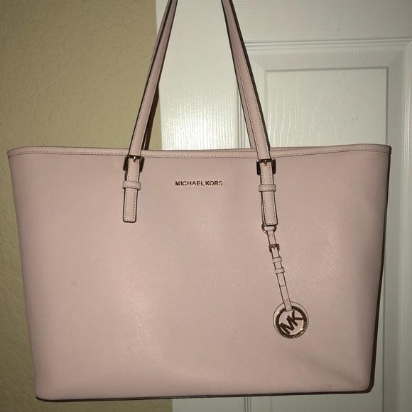 Pale Pink Michael Kors Bag